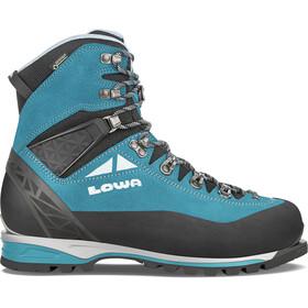 Lowa Alpine Expert GTX Stivali Da Trekking Donna, turquoise/ice blue